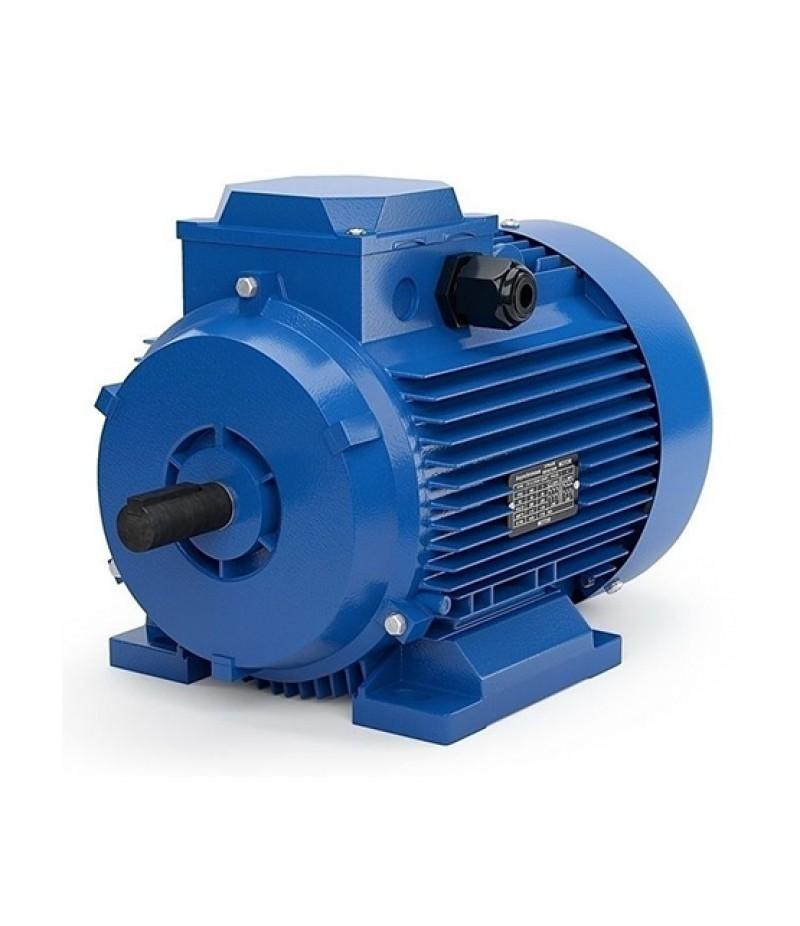 АИР 4 кВт 1500 об/м лапы